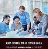 CNI lança manual com as melhores práticas de negociação coletiva