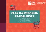 ABRH-Brasil lança guia da reforma trabalhista
